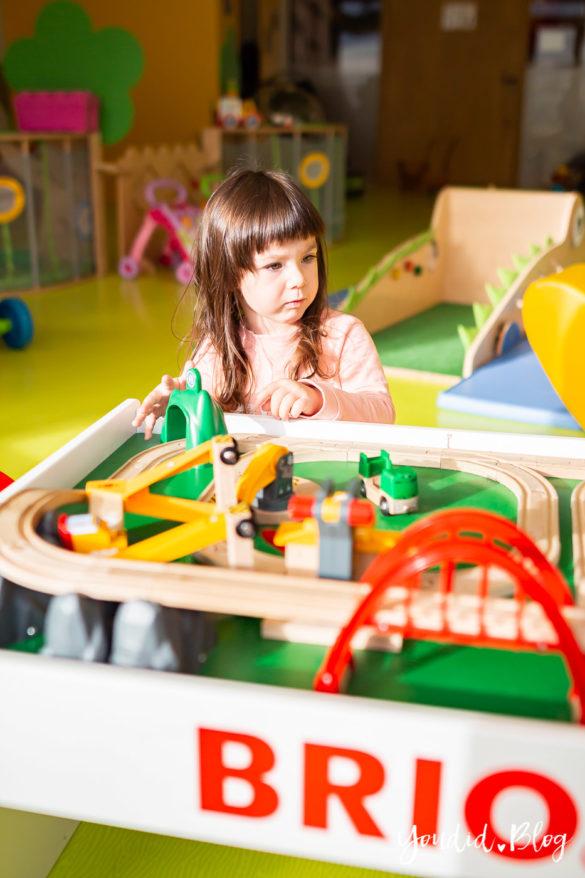 Unsere Luxus Familienauszeit im Kinderhotel Dachsteinkönig Familienhotel Eisenbahn | https://youdid.blog