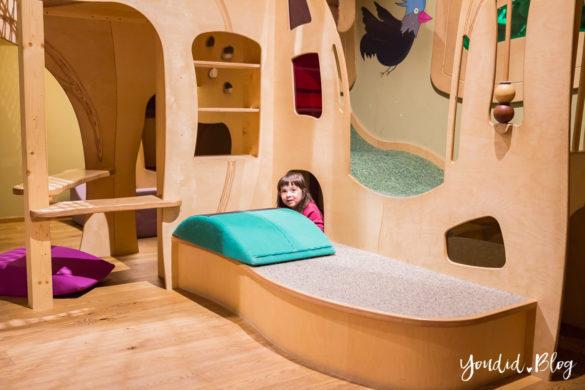 Unsere Luxus Familienauszeit im Kinderhotel Dachsteinkönig Familienhotel Indoorspielplatz | https://youdid.blog