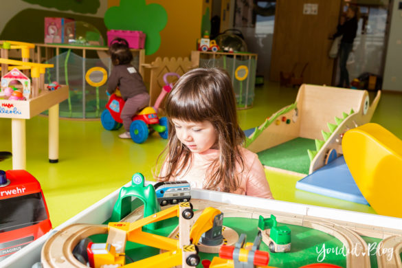 Unsere Luxus Familienauszeit im Kinderhotel Dachsteinkönig Familienhotel Kidsclub | https://youdid.blog