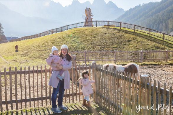 Unsere Luxus Familienauszeit im Kinderhotel Dachsteinkönig Familienhotel Ponies Esel | https://youdid.blog