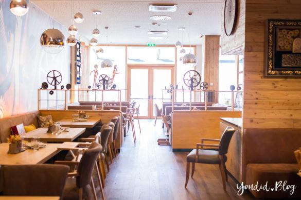 Unsere Luxus Familienauszeit im Kinderhotel Dachsteinkoenig Familienhotel Restaurant | https://youdid.blog