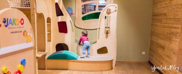 Unsere Luxus Familienauszeit im Kinderhotel Dachsteinkönig Familienhotel Spielplatz | https://youdid.blog