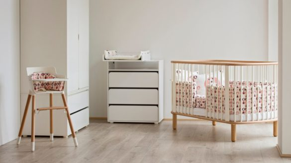 evm lookbook flexa babyzimmer baby rosa kidswoodlove | Special Blog Adventskalender auf https://youdid.blog