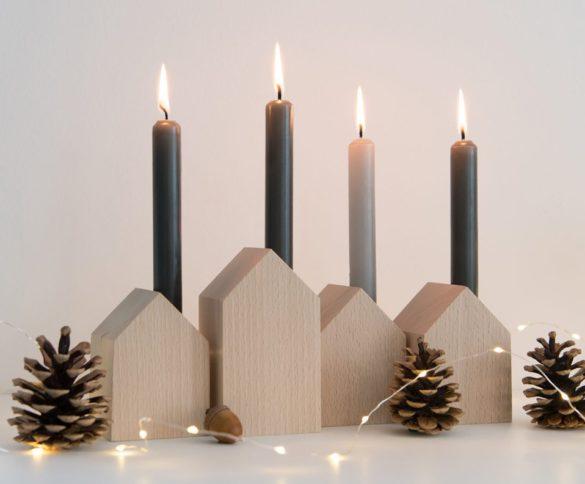 herbst häuser daheim deko | Special Blog Adventskalender auf https://youdid.blog