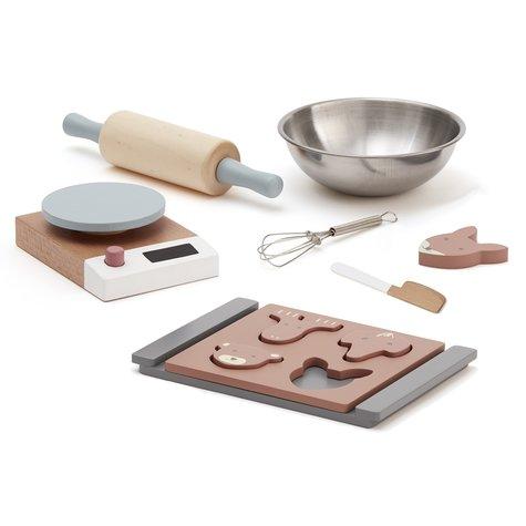 kids concept holz küchenspielzeug plätzchen set Dreams4Kids | Special Blog Adventskalender auf https://youdid.blog