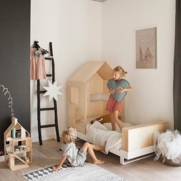 kutikai kinderbett aus echtholz roof collection Kidswoodlove | Special Blog Adventskalender auf https://youdid.blog