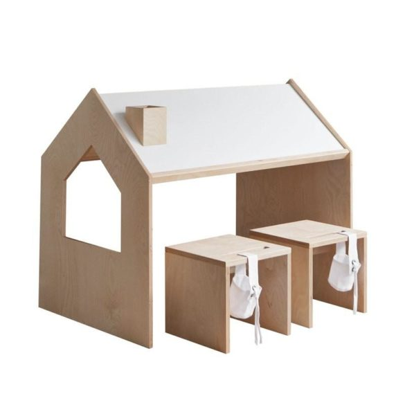 kutikai roof collection tisch mit stühlen für kinderzimmer kidswoodlove | Special Blog Adventskalender auf https://youdid.blog