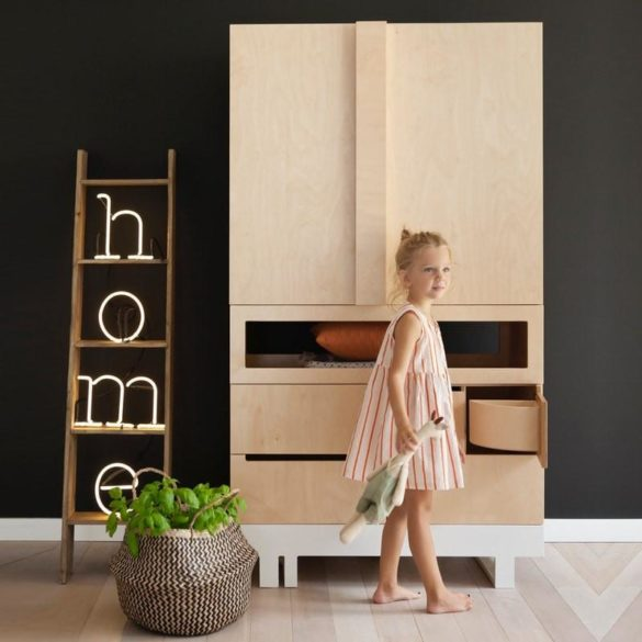 kutikai roof schrank garderobe kidswoodlove | Special Blog Adventskalender auf https://youdid.blog
