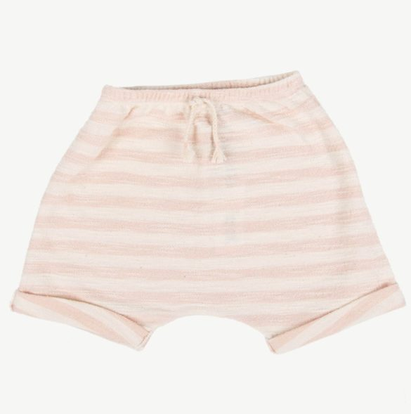 one plus in the family Lolo Shorts mit Streifen in Rosa littlehipstar | Special Blog Adventskalender auf https://youdid.blog