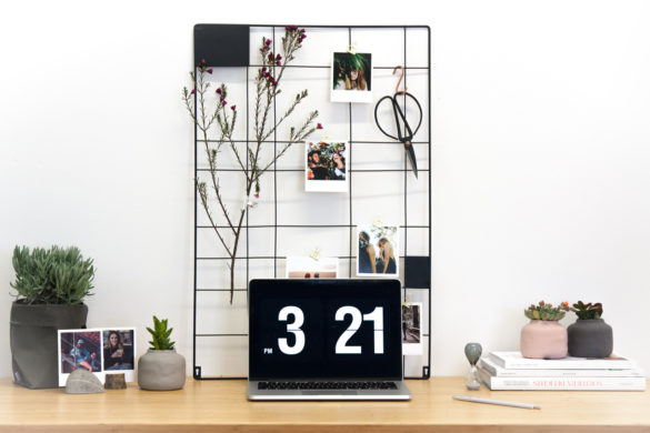 wall grid black hejpix | Special Blog Adventskalender auf https://youdid.blog