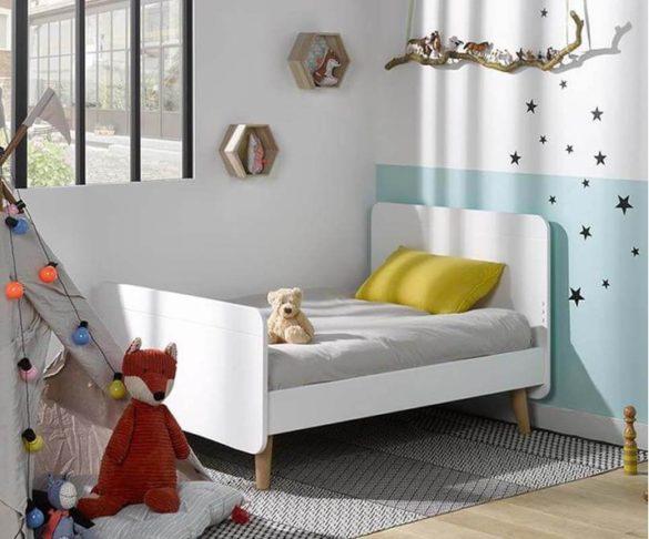 Kinderbett Pitchoune monpetit Kinderzimmer | Special Blog Adventskalender auf https://youdid.blog