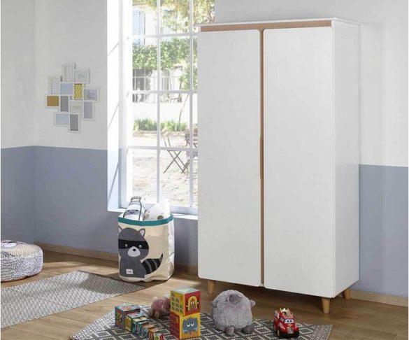 Kleiderschrank Pitchoune monpetit Kinderzimmer | Special Blog Adventskalender auf https://youdid.blog