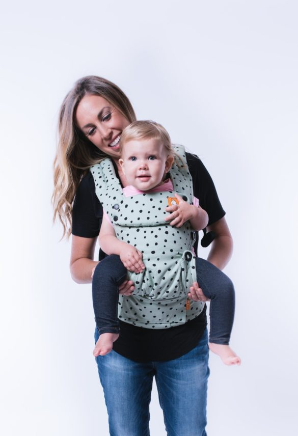 Mint Chip Explore Baby Carrier Tula Baby | Special Blog Adventskalender auf https://youdid.blog