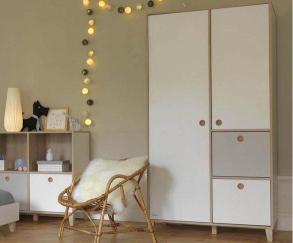 Schrank Perle Monpetit Kinderzimmer | Special Blog Adventskalender auf https://youdid.blog