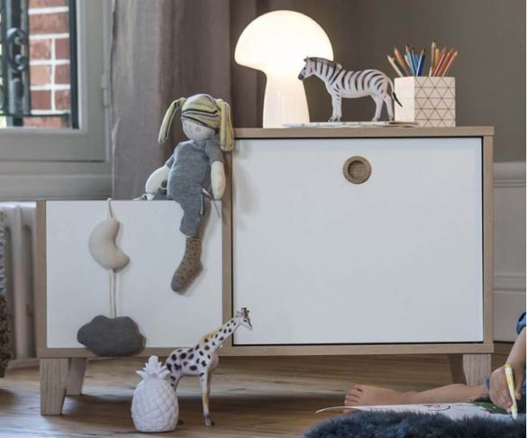 Spielzeugkiste Perle monpetit Kinderzimmer | Special Blog Adventskalender auf https://youdid.blog