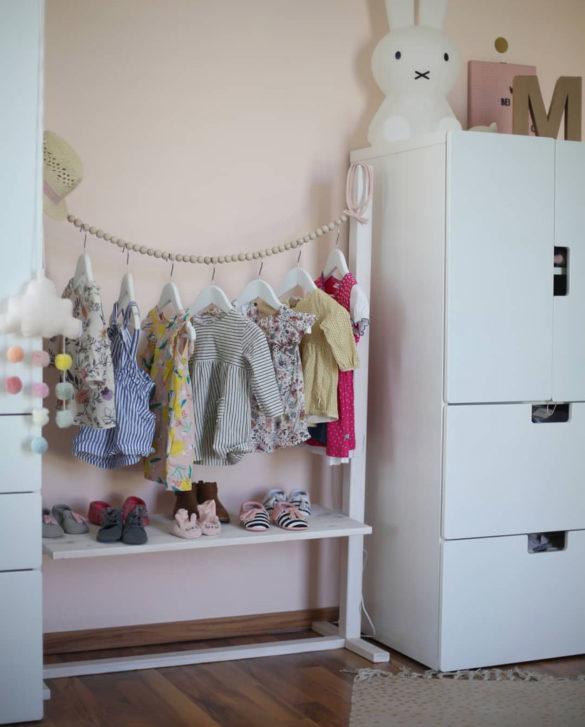 garderobe kinderzimmer frchdchs | Special Blog Adventskalender auf https://youdid.blog