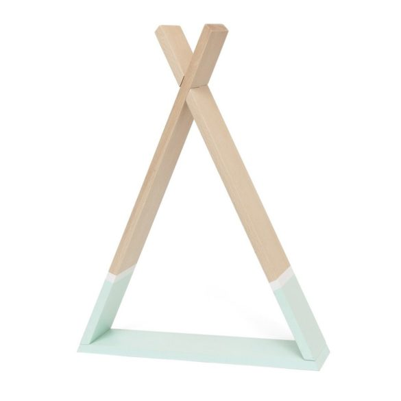 petit monkey holz regal tipi mint litte roomers | Special Blog Adventskalender auf https://youdid.blog