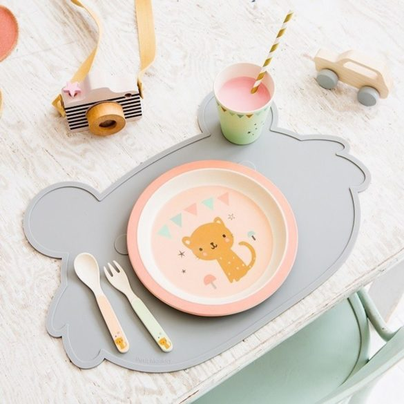 petit monkey platzset tischset koala mint little roomers | Special Blog Adventskalender auf https://youdid.blog