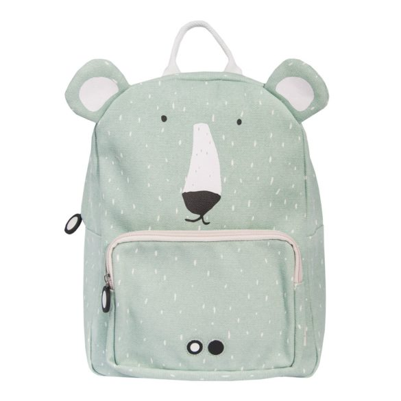 trixie kinder rucksack mr. polar bear eisbaer mint littleroomers | Special Blog Adventskalender auf https://youdid.blog