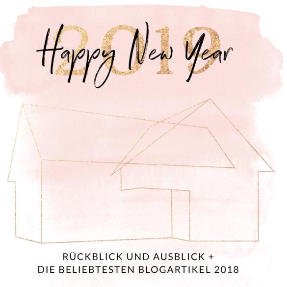 Blogrückblick Ausblick 2018 Jahresrückblick Blogausblick Instagramrückblick Bestnine | https://youdid.blog