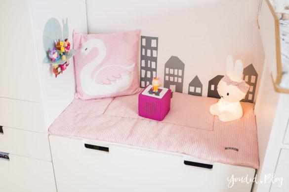 5 Tipps für entspanntes Wickeln ein schönes Kinderzimmer | https://youdid.blog