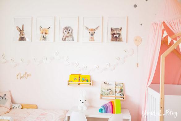 Ein Hausbett selber bauen oder auch nicht – Kinderzimmer Makeover kidsroom girlsroom | https://youdid.blog