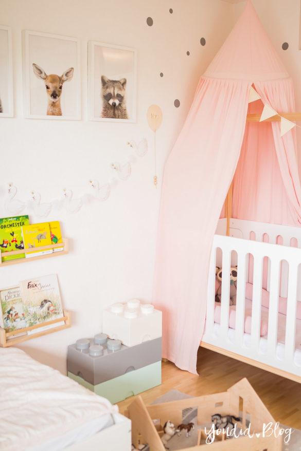 Ein Hausbett selber bauen oder auch nicht – Kinderzimmer Makeover mit Vertbaudet | https://youdid.blog
