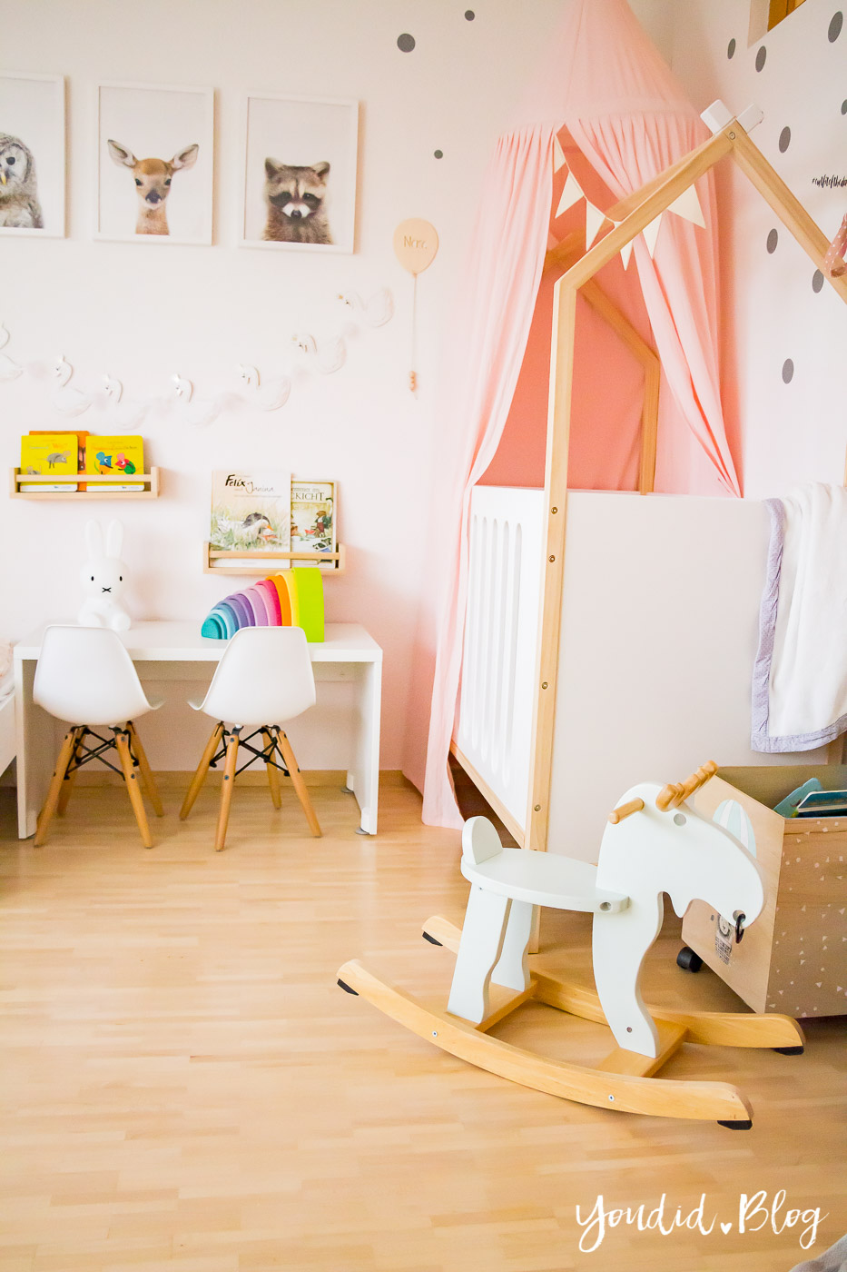 Relativ Ein Hausbett selber bauen oder auch nicht – Unser Kinderzimmer VG77