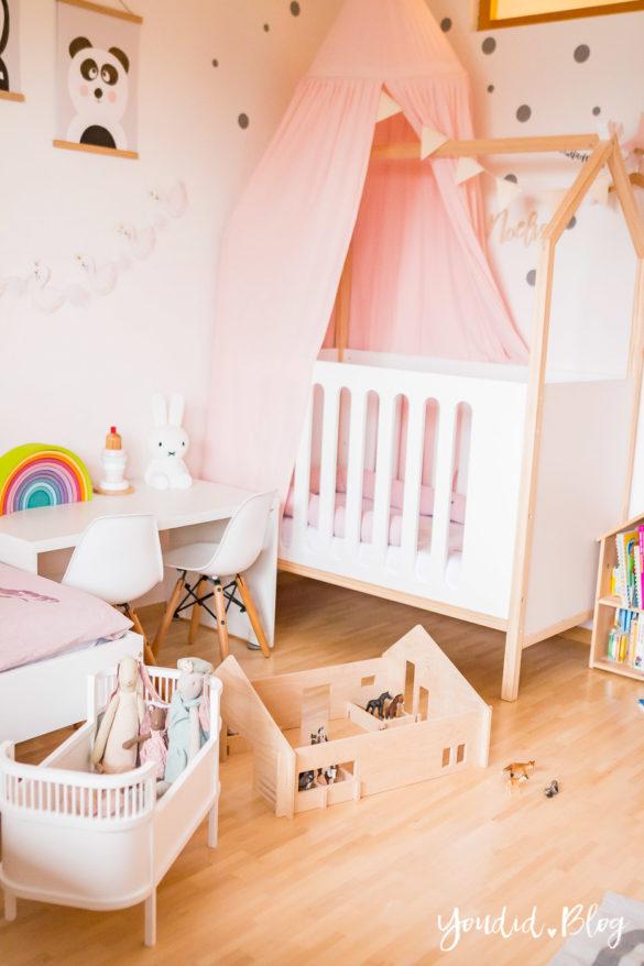 Hausbett selber bauen oder auch nicht – Kinderzimmer Makeover mit Vertbaudet | https://youdid.blog