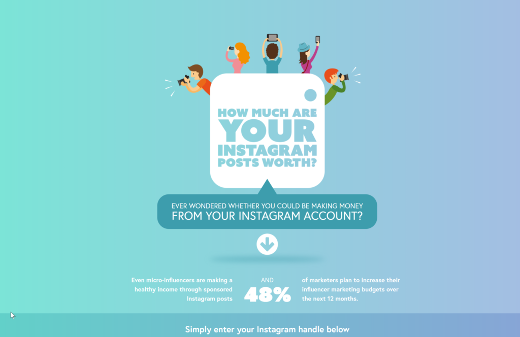 How Much Are Your Instagram Posts Worth - Wie viel ist mein Instagram Post wert Media Value of Instagram Post | https://youdid.blog