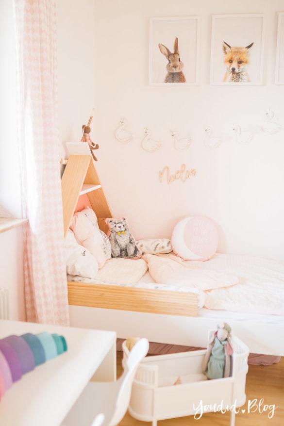 Smallstuff Puppenbett skandinavisches Kinderzimmer Tipibett nordic kidsroom | https://youdid.blog