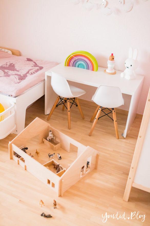 skandinavisches Kinderzimmer mit Stuva nordic kidsroom girlsroom | https://youdid.blog