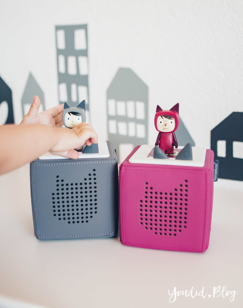 2 Jahre Toniebox – Unsere Erfahrungen mit dem kinderfreundlichsten Audiosystem Haltbarkeit Toniebox Anleitung | https://youdid.blog