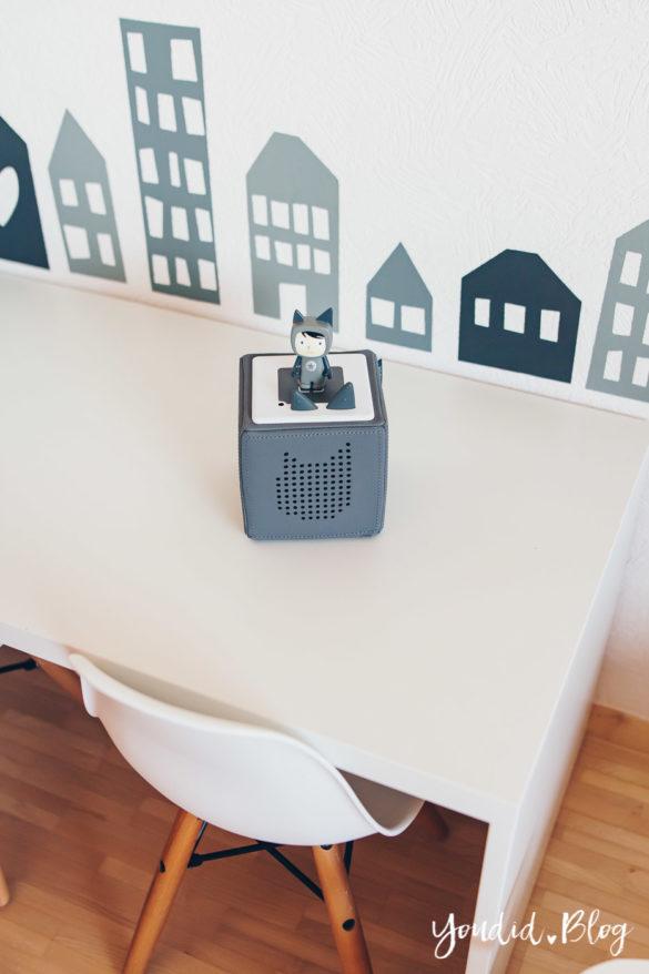 2 Jahre Toniebox – Unsere Erfahrungen mit dem kinderfreundlichsten Audiosystem Haltbarkeit Tonies Toniebox Anleitung Toniebox gewinnen skyline | https://youdid.blog