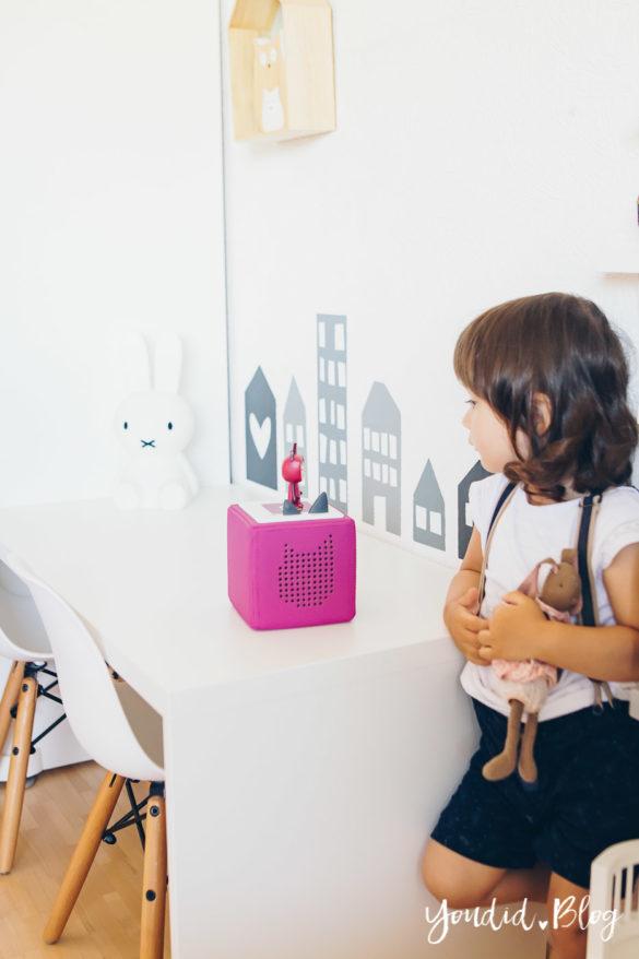 2 Jahre Toniebox – Unsere Erfahrungen mit dem kinderfreundlichsten Audiosystem Haltbarkeit Tonies Toniebox gewinnen | https://youdid.blog