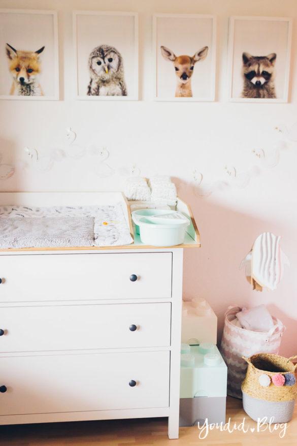 nordische Kinderzimmer nordic kidsroom | https://youdid.blog