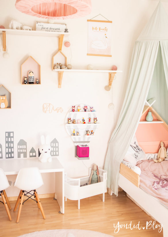 skandinavisches Kinderzimmer nordic minimal interior Kidsroom | https://youdid.blog