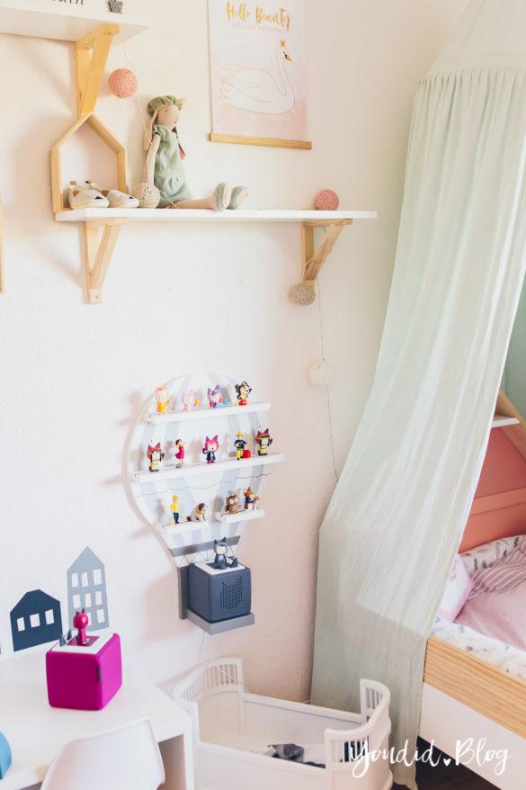2 Jahre Toniebox – Unsere Erfahrungen mit dem kinderfreundlichsten Audiosystem skandinavisches Kinderzimmer | https://youdid.blog