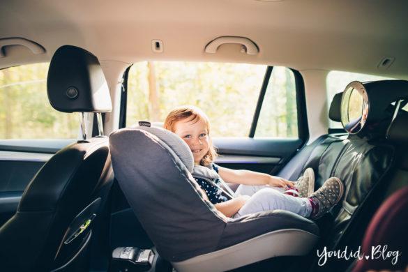 Reboarder sind 5 mal sicherer - Warum unsere Kinder so lange wie möglich rückwärts fahren | https://youdid.blog