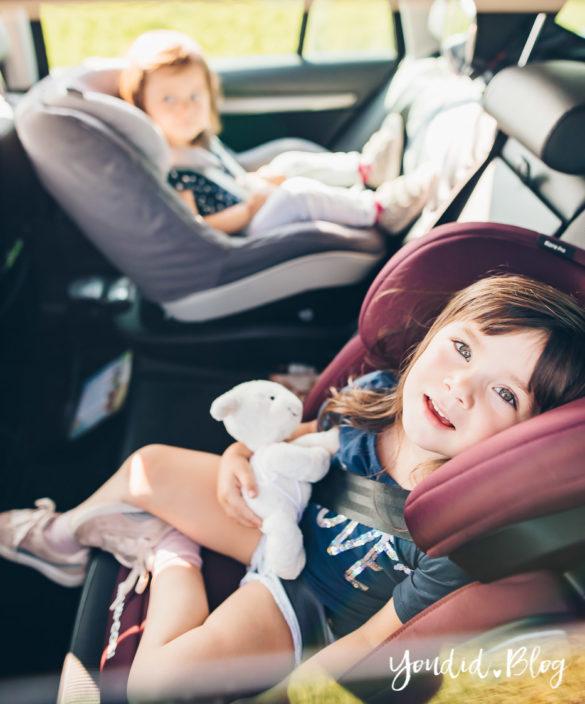 Warum unsere Kinder solange wie möglich rückwaerts fahren | https://youdid.blog