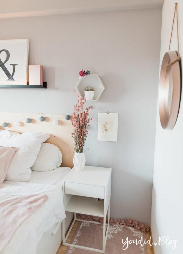 Bildergalerien im skandinavischen Wohnstil Make Over und Herbstdeko für meine Bilderleisten von Posterlounge scandi bedroom | https://youdid.blog