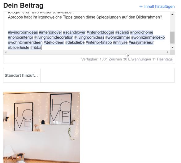 Instagram Posts vorplanen mit dem neuen Creator Studio von Facebook - automatisch posten Instagram Feed planen | https://youdid.blog