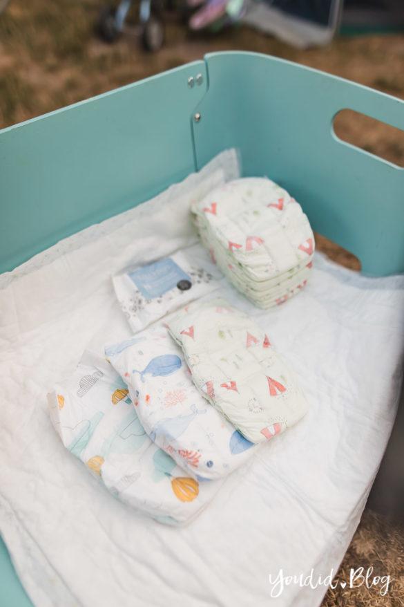 Lillydoo Limited Collection Tipps für einen Campingurlaub mit Baby und Kleinkind | https://youdid.blog