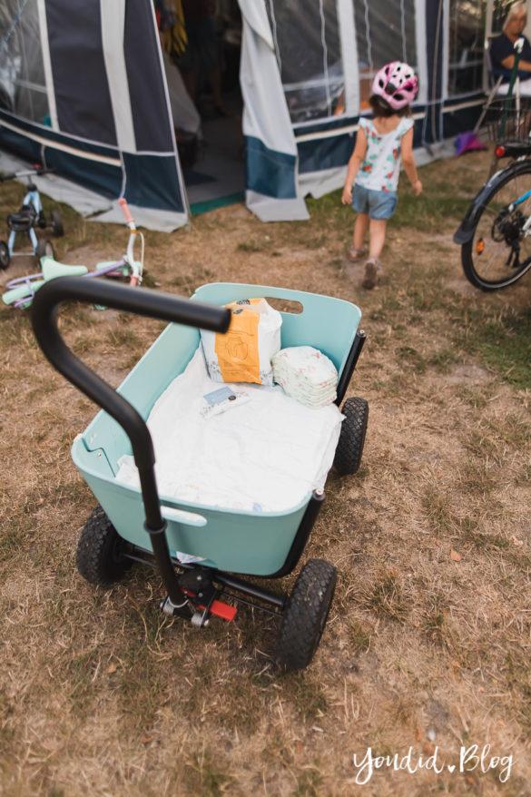 Tipps für Camping mit Baby und Kleinkind | https://youdid.blog