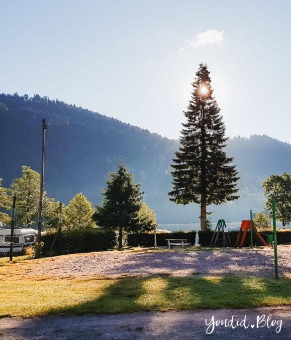 Tipps für einen Campingurlaub mit Baby in Frankreich | https://youdid.blog