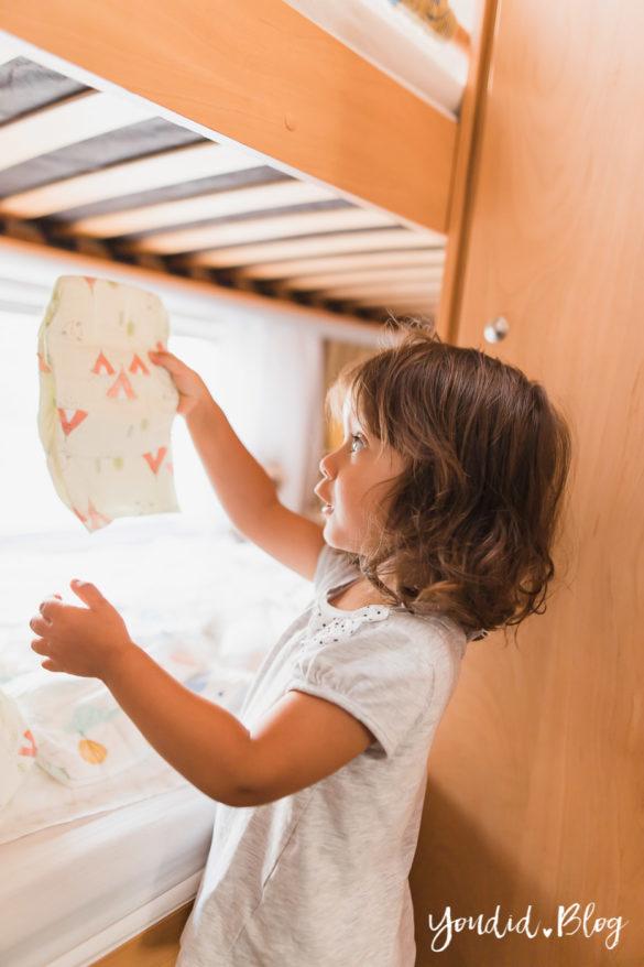 Tipps für einen Campingurlaub mit Baby und Kleinkind Lillydoo Elements Collection | https://youdid.blog