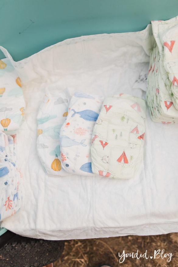 Tipps für einen Campingurlaub mit Baby und Kleinkind Lillydoo Limited Design | https://youdid.blog