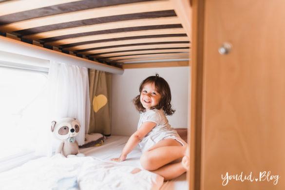 Tipps für einen Campingurlaub mit Baby und Kleinkind mit Lillydoo | https://youdid.blog