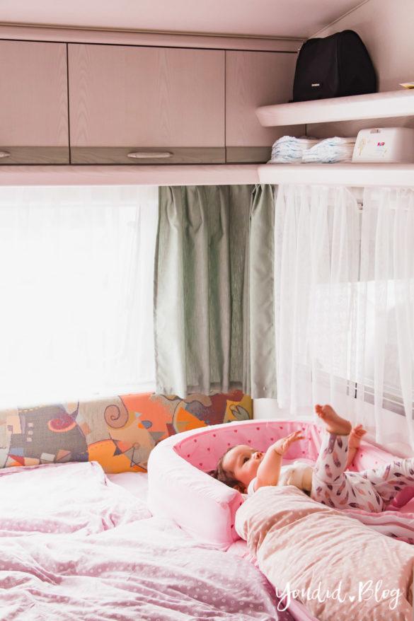 Tipps für einen Campingurlaub mit Baby und Kleinkind Reisen mit Baby | https://youdid.blog