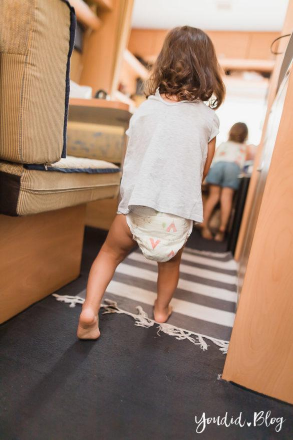 Tipps für einen Campingurlaub mit Baby und Kleinkind Windelpopo | https://youdid.blog